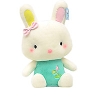 42cm Rabbit Shaped Plush Doll (Assorted Colors)