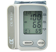 New Fully Automatic Digital Wrist Blood Pressure Monitor ,Sphygmomanometer
