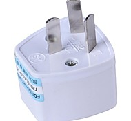 Multifunctional Universal AU/PRC Travel AC Power Adapter Plug