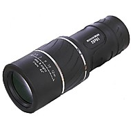 16 x 52 Black Spotting Scope Monocular Telescope Hd Green Film