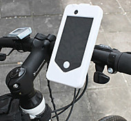 Bicycle Bike Water Resistant Plastic Mount Holder Case for iPhone 4/4S