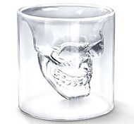 Cool Skull Head Shaped Shot Glass Cup