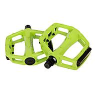 FJQXZ алюминиевого сплава с ЧПУ Зеленый против скольжения педали
