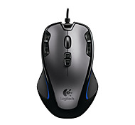 Wired-G300 Logitech óptico 2500DPI USB Gaming Mouse + Mousepad