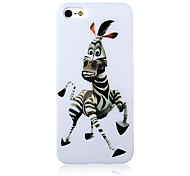 Zebra Pattern Back Case for iPhone 5/5S