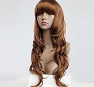 Fashion   Long  Wavy  Hair  Wigs