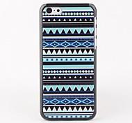 Blue Stripe Hard Back Case for iPhone 5C