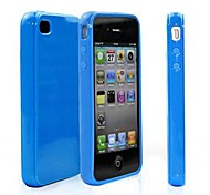 Candy Patten Back Case for iPhone 4/4S(Assorted Color)