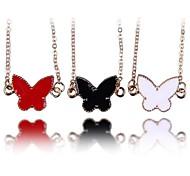 (1 Pc)Sweet 7cm Women's Golden Alloy Chain & Link Bracelet(Red,Black,White)