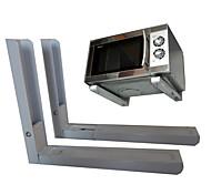Wall Mount Microwave Bracket Kitchen Oven Holder, W23cm x L4cm x H20cm