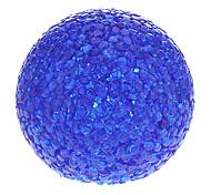 Crystal Ball Shaped Colorful LED Night Light (3xAG13)