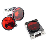 2014 Professional Professional Dive Housing 58mm Lens Adapter + Red Filter for Gopro Hero3