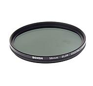 BENSN 58mm SLIM Súper DMC C-PL filtro de la cámara