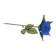 Rose en forme de lumière colorée LED nuit avec la Direction générale (3xAG13)