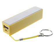 2200mAh Mini External Battery for iphone6/6plus/5S Samsung S4/5 HTC and other Mobile Devices