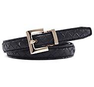 Women Skinny Belt/Waist Belt , Party/Work/Casual Others