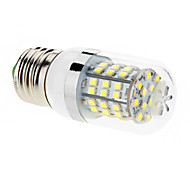 7W E26/E27 Ampoules Maïs LED T 60 SMD 2835 550-680 lm Blanc Froid AC 100-240 V
