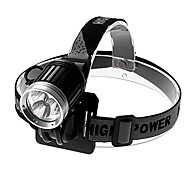 KL121 Rechargeable 4-Mode 3xCree XM-L T6 Bike Lights(4x18650,2000LM,Silver)