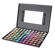 maquillaje para usted 88 de color kit de sombra de ojos profesional (p04)