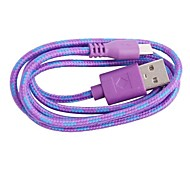 USB Charging Cable for Samsung V8 with Micro5P