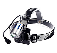 X11 Rechargeable 3-Mode 1xCree XM-L2 T6 Waterproof Headlamps(1xC-Cell,1200LM)Gold