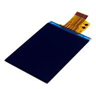 Écran LCD de remplacement pour Panasonic DMC-S5/FS40/FH6 (sans rétroéclairage)