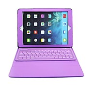 Silicone Waterproof Case w/ Bluetooth Keyboard for iPad Air