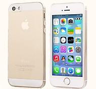 Transparente Caso ultrafino para el iPhone 5/5S