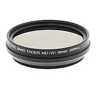 Nicna ND2~ND400 Premium Digital Fader ND Filter(46mm)