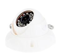 """1/4 """"CMOS 420TVL 24IR LED IR Dome Segurança"""