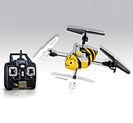 SYMA X1 RC Helicopter 4CH 2.4G Yellow Nylon Fiber