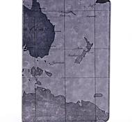 mappa del modello pu custodia in pelle per ipad mini 3, Mini iPad 2, iPad mini (colori assortiti)