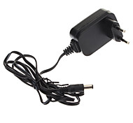 AC 100-240V Power Supply Adapter Switching 5.5mm/2.1mm 5VDC 2Amp 2000mA(Black, 1.2M)