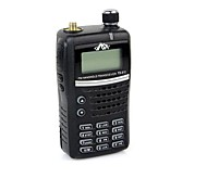 Walkie Talkie Ansan YX-610 VHF 136-174MHz 5W128CH LCD Display FM Radio Power-on Password Two Way Radio A1093AVHF