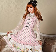 Candy Star Rabbit Party Lolita Dress  Classy Lovely Made Cosplay