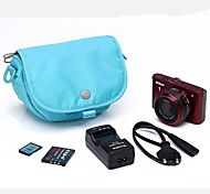 Neppt Waterproof Nylon Camera Case Bag for Canon/Nikon Dslr/slr Digital Camera(Assorted Colors)
