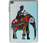 Woman on the Elephant Case for iPad mini 3, iPad mini 2, iPad mini