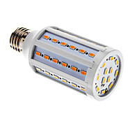 E26/E27 15 W 60 SMD 5730 1000 LM Warm White T Corn Bulbs AC 220-240 V