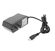 B-351 USA Standard AC/DC Adapter/Charger Micro for Tablet (5V, 2000mA, Black)