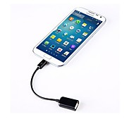 USB Female OTG Cable for Samsung Mobile Phone