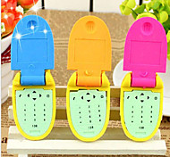 Lovely Cellphone Shape Design Rubber(Random Color)