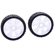 High Quality Rubber Tyre for 1:8 On-road Buggy/Truck (2 pcs)
