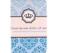 Crown Pattern Case for iPad mini 3, iPad mini 2, iPad mini