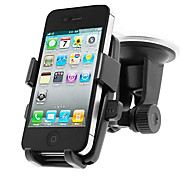 Un pare-brise tactile Support tableau de bord universel kit voiture pour iPhone HTC Galaxy