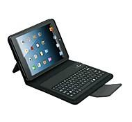 Protective Silicone Case w/ Bluetooth Keyboard for iPad mini 3 iPad mini 2 iPad mini