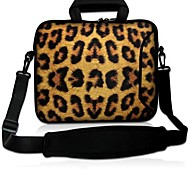 Leopard Notebook Computer Two Handbag for  All Notebook