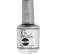1PCS CH Silver Bottle Soak-off UV Top Coat Gel(15ml)