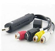 USB 2.0 TV VHS DVD Video Capture Adapter