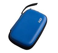 """WD-1 Custodia rigida protettiva antiurto borsa portatile per 2,5 """"Hard Disk Drive"""