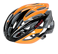 FJQXZ Ultralight 26 Vents PC + EPS orange Casque de vélo